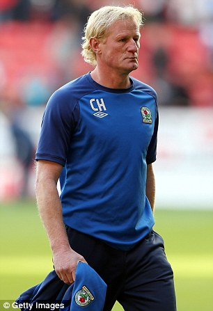 Arrest: Colin Hendry was held on Saturday night