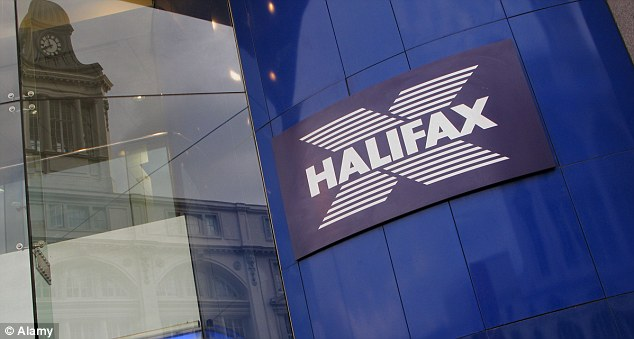 Popular deal: Halifax is enticing customers in with £100 - the third time it has launched the deal this year