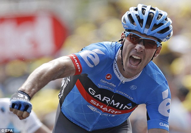 Call for change: David Millar - who describes himself as an ex-doper - says lessons must be learned