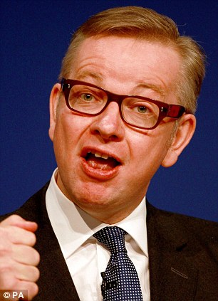Michael Gove who issued a heartfelt apology to his former French teacher today for misbehaving in class