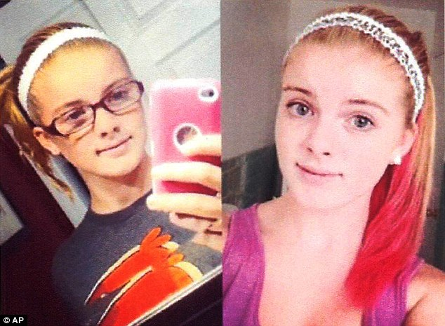 Mystery: The body of a girl found in a recycling container has been preliminarily identified as that of Autumn Pasquale, 12, who had been missing since the weekend