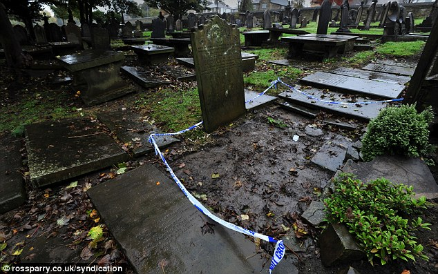 Irreplaceable: The slabs bore inscriptions that were much more detailed than those on the graves themselves
