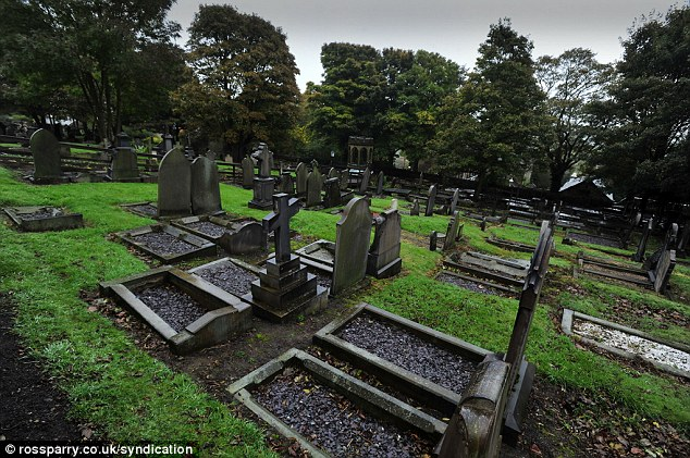 Greedy: The looters also took pieces of stone from fifteen other graves