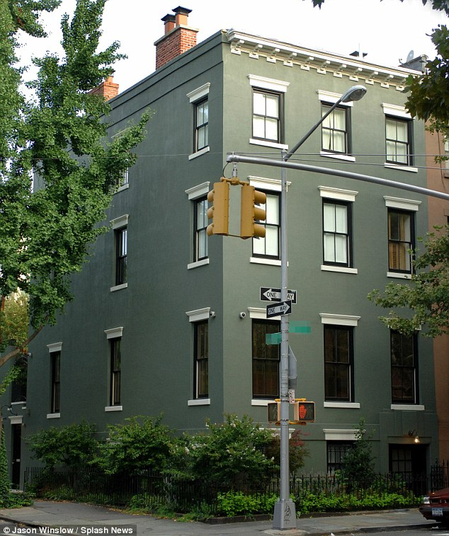 Brooklyn based: The home that Michelle Williams bought with Heath Ledger in 2005