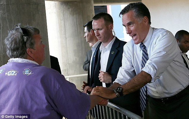 Speculation: Reports of the hearing broke as speculation swirls over what Allred's rumored 'October surprise' -- a last-ditch effort to damage Republican nominee Mitt Romney ahead of the election -- could entail.