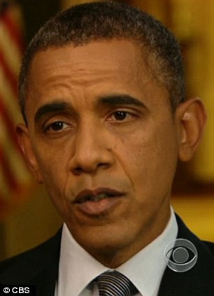 Official version: President Obama said during an interview on '60 Minutes' that he didn't believe mob violence alone was responsible for the deadly assault on the embassy
