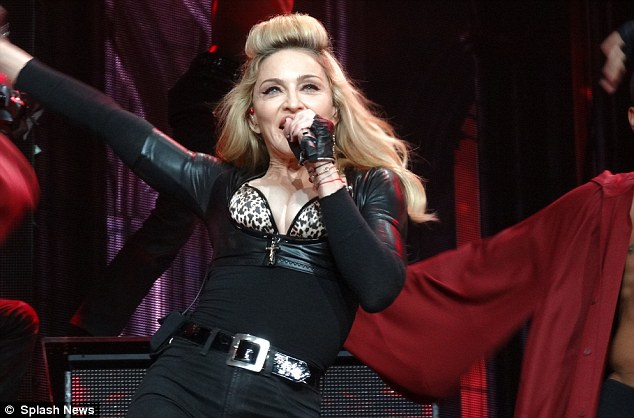 All kinds of fabulous: She may have fallen, she may have sparked controversy but given all the rave reviews, Madonna has still got it, too