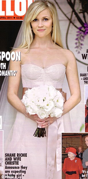 reese witherspoon wedding