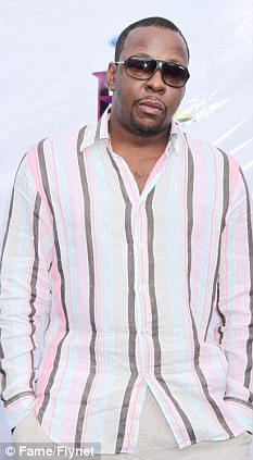 Not again: Bobby Brown was arrested for DUI on Wednesday in Los Angeles