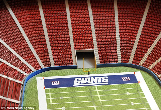 A minor miscalculation meant that Dom only had space for 65,000 seats, not 80,000