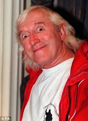 Investigation: Police revealed that they were dealing with around 300 alleged victims of late television presenter Jimmy Savile