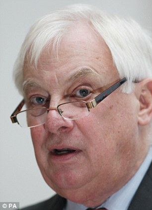 BBC Trust chairman Lord Patten said the Savile allegations meant Mr Entwistle had been forced to deal with a 'great tsunami of filth'