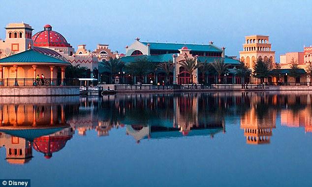 End of the line: Disney's Coronado Springs Resort in Buena Vista, Florida