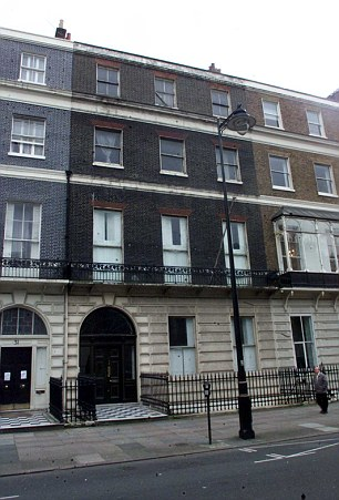 Davenport bought the Sierra Leone High Commission in 1999 for £50,000 while the country was embroiled in civil war