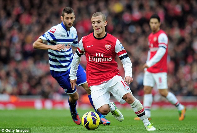 Boost for club and country: Wilshere's return is good for Arsenal and England