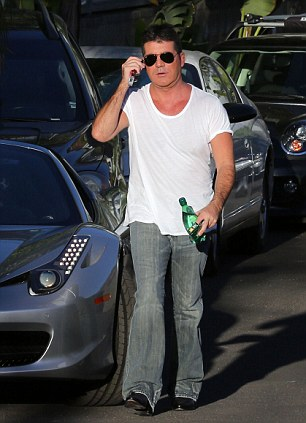 Earlier this year there was speculation Cowell had undergone a neck lift