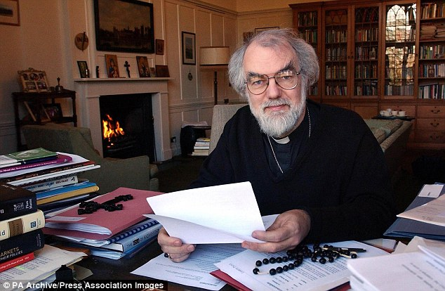 As Archbishop of Canterbury, Rowan Williams has had to manage a deep division between liberal and evangelical clergy