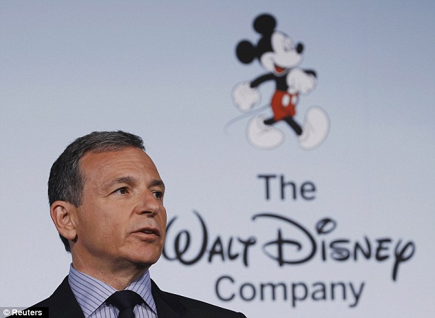 Quite a coup: Walt Disney Company Chairman and Chief Executive Officer Robert Iger has landed the deal of a lifetime