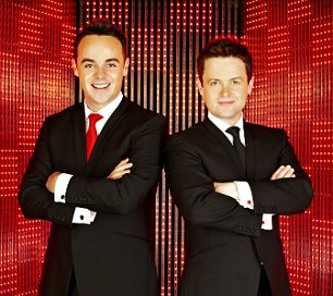 Ant & Dec faced criticism after Wonga secured a deal to sponsor their Saturday night ITV show Red or Black?