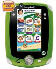 5. LeapPad 2 by Leapfrog Toys, £89.99