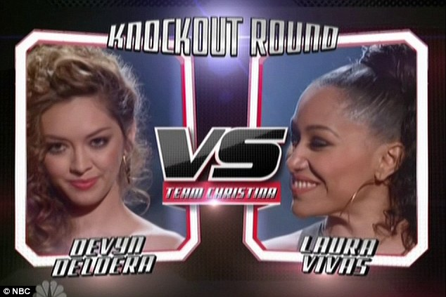 Who needs Street Fighter: Devyn Deldera faced off against Laura Vivas in the first clash of the night
