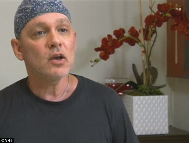 Pleased: Doug tells viewers he likes Courtney's new image, saying when she goes it is stressful