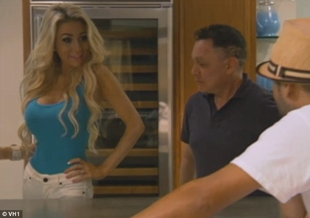 What do you think? Courtney parades her new 'conservative' cover up to Couples Therapy housemate Nik Richie