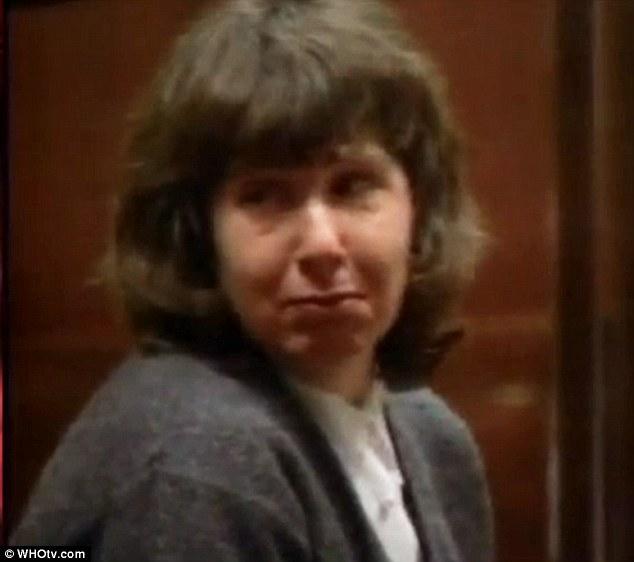 Depressed: She claimed postnatal depression was the reason she ended up killing her infant son