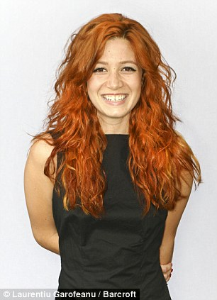 As little as 1-2% of the planet's human population have red hair - fewer than lefthanders