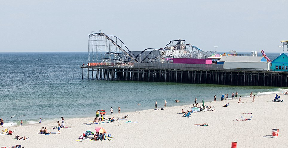 Before: The Jersey Shore was previously a summertime haven