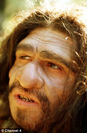 I get around: Neanderthals interbred with all modern humans except those from sub-Saharan Africa, a new study suggests