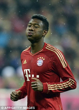 Alaba: Handed apology by TV channel