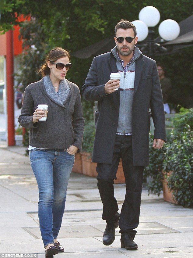 Simple style: The pair seem in tune with their minimalist styles, both preferring casual clothes