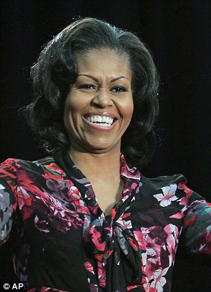 Next TV star? Eyed as the next daytime talk show host, TV executives have acknowledged being at the ready to scoop up First Lady Michelle Obama should she not return to the White House after Tuesday