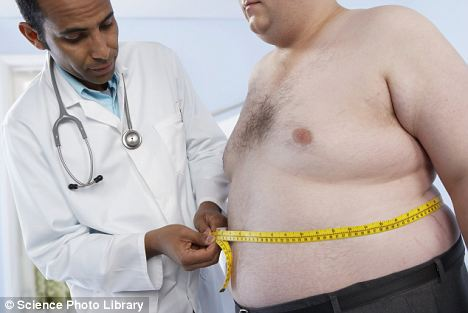 Patients unable to lose weight with a BMI over 40 are eligible for surgery on the NHS