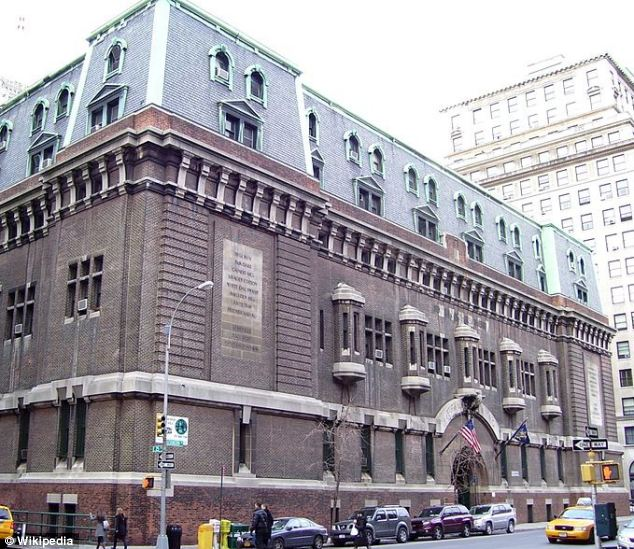 The Lexington Armory is home to the 69th Infantry Regiment and the Victoria's Secret runway fashion show