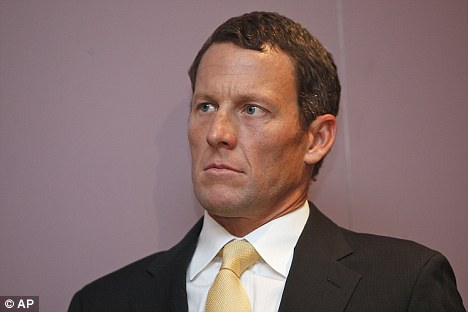 Fallout: Armstrong has been stripped of all seven of his Tour de France