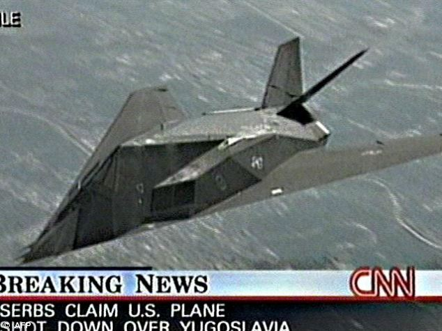 News reports in March 1999 revealed Serbia had shot down the plane