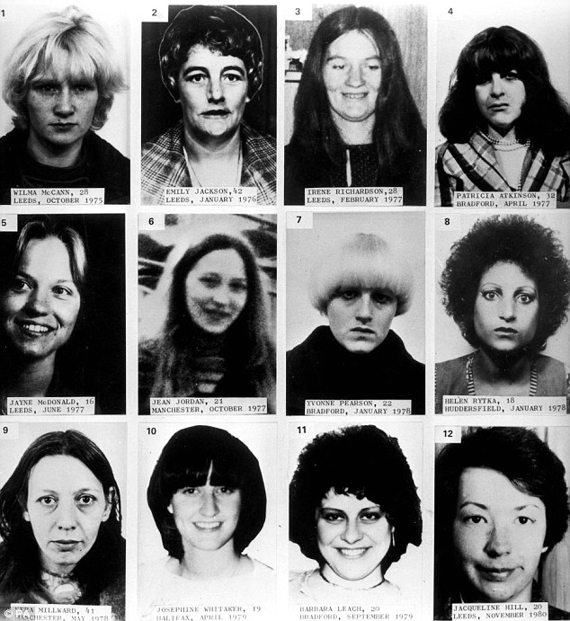 Ripper victims