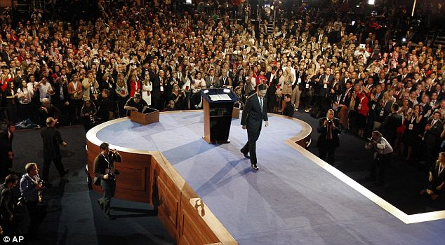 Comprehensive defeat: Romney supporters have been stunned by the scale of their candidate's defeat