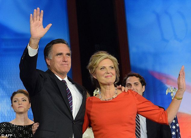 Perfunctory concession speech: Hindsight willl view Mitt Romney as as a poor presidential candidate, says Toby Harnden