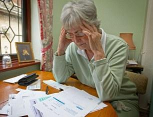Pensioner bills