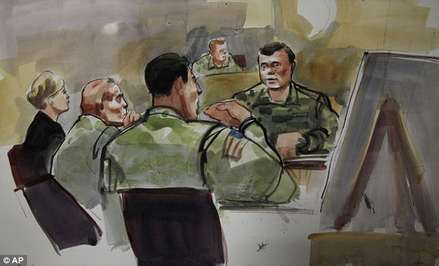 Back and Forth: Bale's defense team argues that he was not in a proper mental state when he went on the shooting rampage, while prosecutors say he knew exactly what he was doing