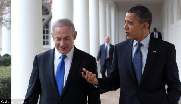 Israeli's Prime Minister Benjamin Netanyahu said the strategic alliance between Israel and the U.S. is stronger than ever