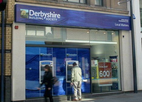Quick response: Derbyshire Building Society announced it would be matching M&S's personal loan rate cut.