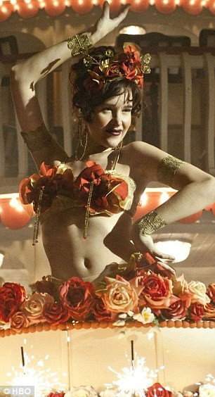 Her body of work: She played Lucy Danziger in Boardwalk Empire