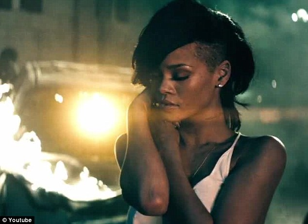 No. 1 single: Diamonds is Rihanna's fast-selling single from her seventh studio album Unapologetic, which is due out November 19