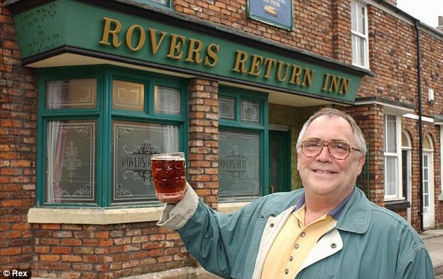 Passing: Actor Bill Tarmey, aka Coronation Street's Jack Duckworth, has died aged 71