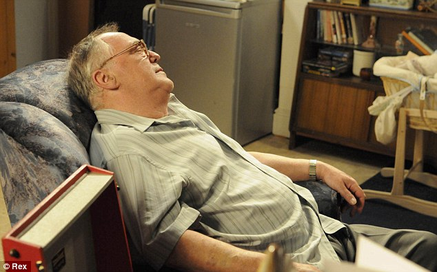 Departure: When Tarmey retired in 2010, his character Jack was written out of the soap by peacefully dying in his armchair at No. 9 Coronation Street