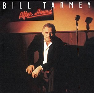 Singing star: Tarmey also had a successful music career